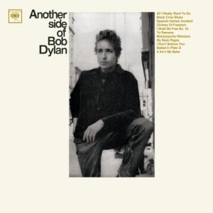 bob dylan another side