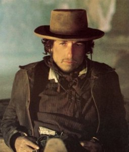 Dylan as Alias, Pat Garrett & Billy the Kid, 1973