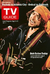 Bob Dylan TV Guide