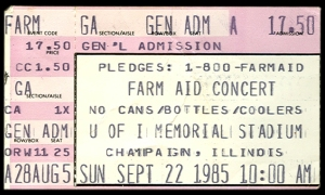 1985-09-22 Farm Aid Champaign